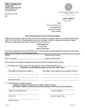child support application fill  printable