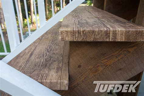 Low Maintenance Wood Decking