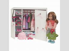 Wooden Wardrobe Our Generation Target
