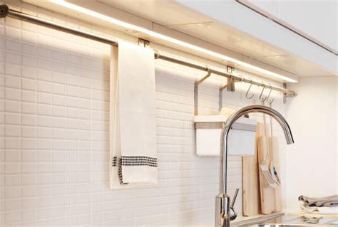 eclairage cuisine sans fil eclairage sous meuble cuisine sans fil