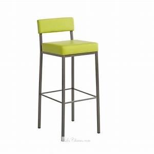 Chaise Bar Cuisine : chaise de bar cuisine cuisine en image ~ Teatrodelosmanantiales.com Idées de Décoration
