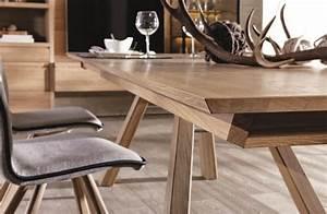 Table Noyer Table Repas En Noyer Spirit Luxe Et Design