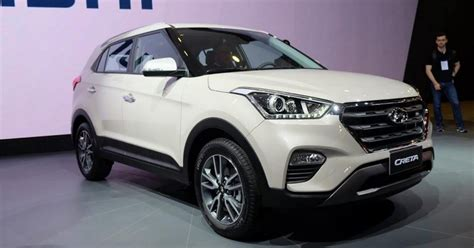 Hyundai Creta Facelift Spotted Testing In India Sagmartcom