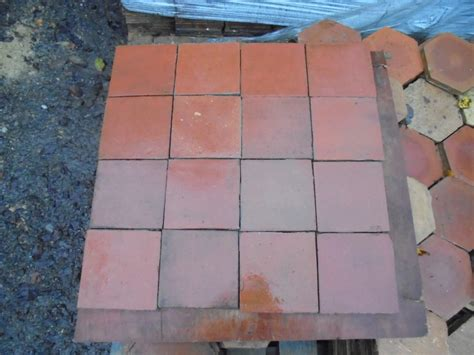 6 inch quarry tiles 6 inch square english quarry tile authentic reclamation