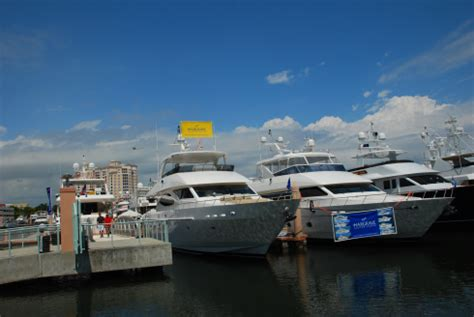 Address Of Palm Beach Boat Show by Palm Beach International Boat Show Part Four Beach Bar