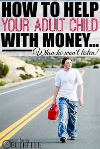 Enabling Adult Children Stop Helping Your Grown Up Kids