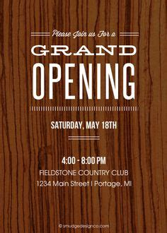 brookfield bar invites images grand opening