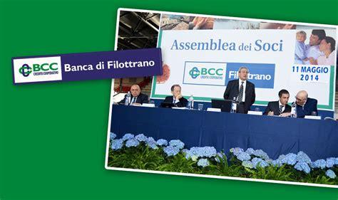 Banca Filottrano by Banca Di Filottrano Festeggia I 65 Anni Con La Consegna Di