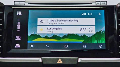 honda accord android auto youtube