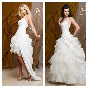16 best images about transformer wedding dresses on With wedding dress transformation