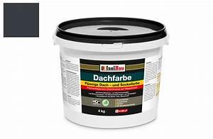 Dachlack Für Dachpappe : dach und sockelfarbe dachbeschichtung dachlack 4 kg anthrazit polymermembran ebay ~ Orissabook.com Haus und Dekorationen
