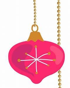 10 vintage Christmas ornament clip art Xmas decoration