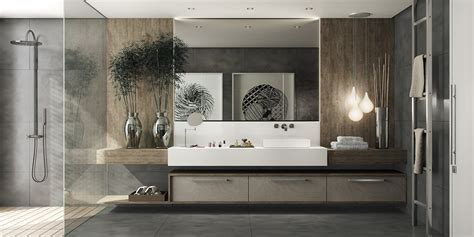 Contemporary Bathroom Vanity Images by Banheiro Bathroom Id 233 Lli 2016 On Behance