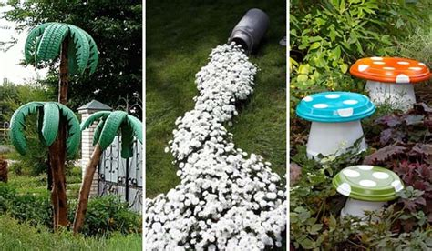 Easy Garden Crafts