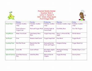 weekly lesson plan for toddlers hunecompanycom With two year old lesson plan template