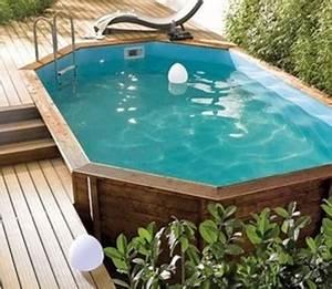 Deco Piscine Hors Sol : cuisine style abris de piscine hors sol ~ Melissatoandfro.com Idées de Décoration