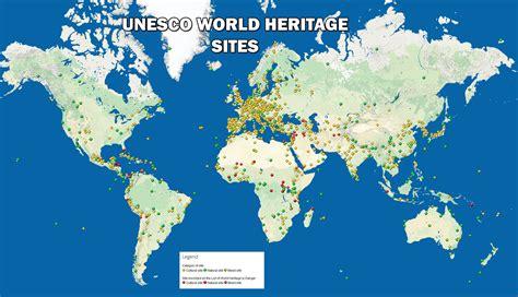 unesco si鑒e unesco heritage map grahamdennis me