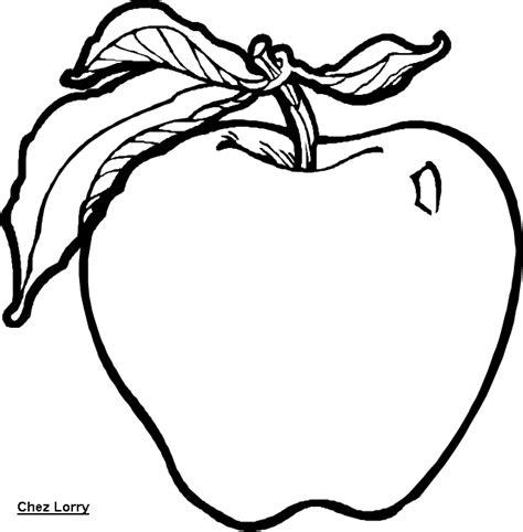 cuisine smith 31 dessins de coloriage pomme à imprimer