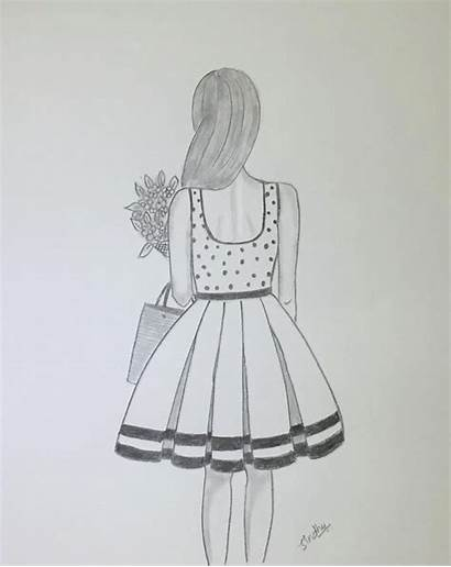 Pencil Easy Drawing Draw Sketch Beginners Drawings