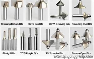 CNC Router Use Wood Working Cutter Bits
