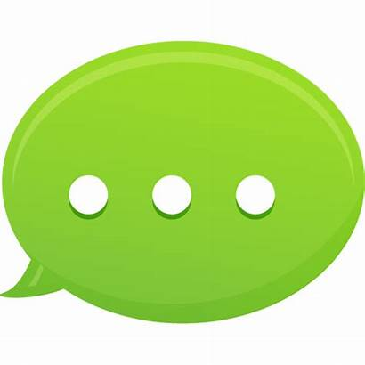 Message Bubble Icon Text Clipart Cliparts Sms