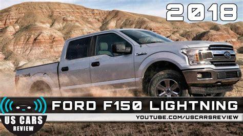 2018 Ford F150 Lightnin by 2018 Ford F150 Lightning