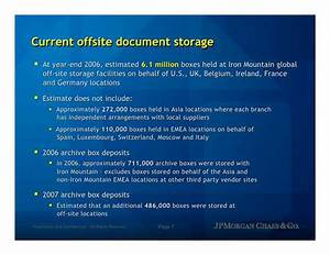 oracle distributed document capture With offsite document storage pricing