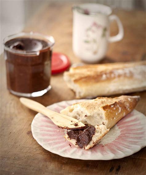 recette de la p 226 te 224 tartiner au chocolat noisettes faite maison