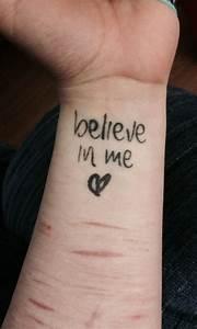 Demi Lovato Faith Tattoo Font | www.imgkid.com - The Image ...