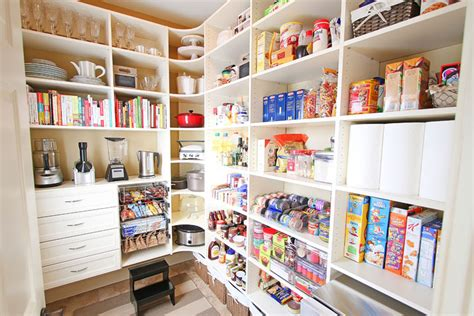 { New House Tour } Pantry Makeover Before And After Photos