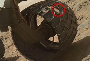 "mars - Curiosity: Why did they ""reinvent the wheel ..."