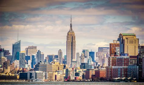 building background new york usa empire state building wallpaper