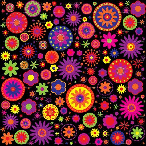 hippie bloemen hippie patterns wallpapers wallpaper cave