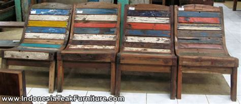 bc  boat wood furniture bali