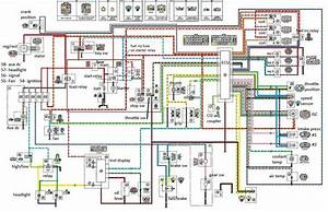 1997 Yamaha Snowmobile Wiring Diagram