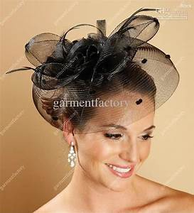 Image Result For How To Wear A Fascinator With Short Hair