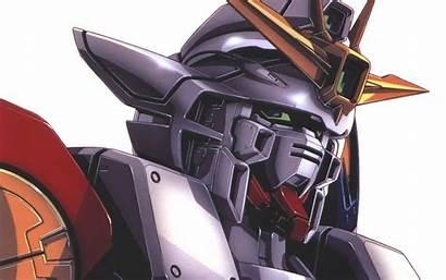 Gundam Wing Anime Mobile Wallpapers Suit Deathscythe