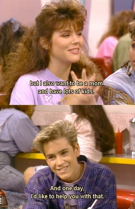 Saved By The Bell Kelly Quotes