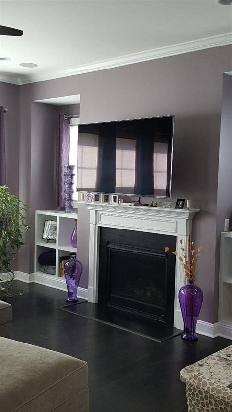 autumn orchid paint color sw   sherwin williams