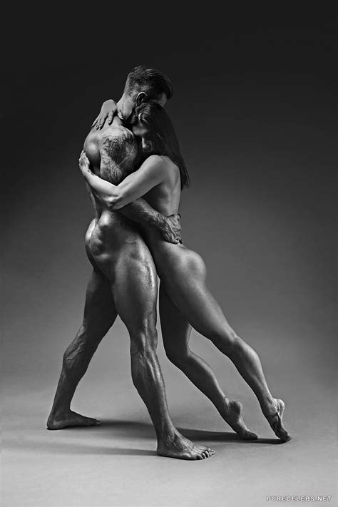 Athletes From The World Posing Nude For A Saucy Charity