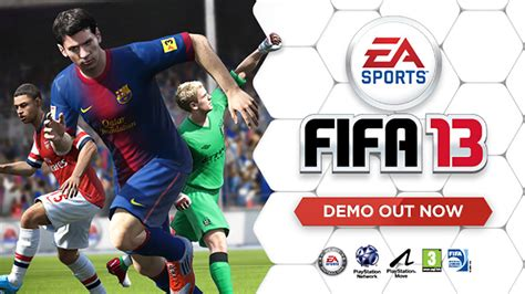 FIFA 13 Demo Download