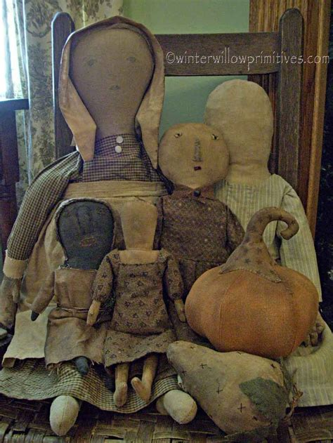 images  primitive dolls  pinterest