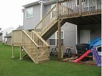 lovely patio stair design ideas Deck Steps Ideas | Newsonair.org