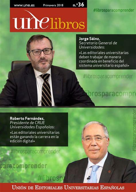 Unelibros Primavera 2018 by Unión de Editoriales