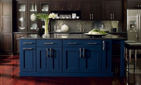 glass door cabinet 4 popular cabinet colors kitchen design
