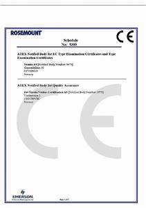 Emerson 5300 Series Installation Manual Superior