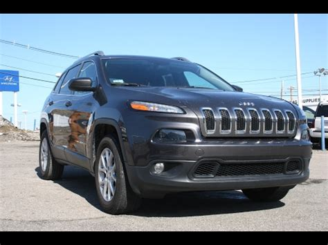 jeep cherokee latitude review  test drive youtube