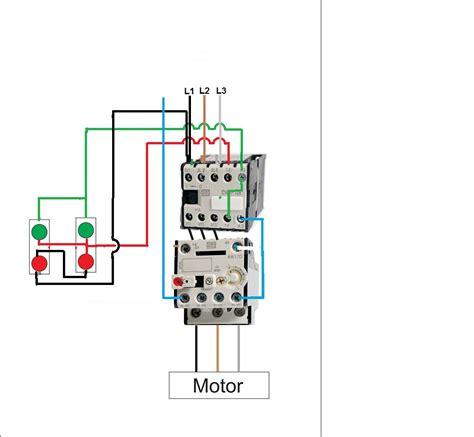 como conectar un contactor con relevo termico yoreparo apktodownload