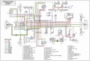 1985 Moto Guzzi California 2 Wiring Diagram