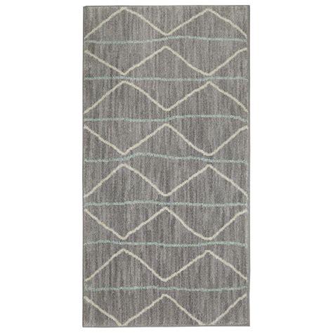 jeff lewis rugs jeff lewis spencer slate 2 ft x 4 ft area rug 497859